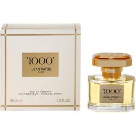 Jean Patou 1000 Eau de Toilette para mulheres 30 ml