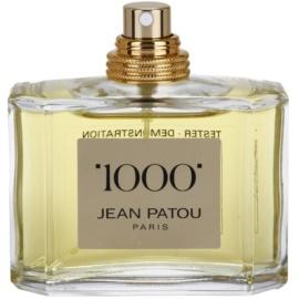 Jean Patou 1000 toaletní voda tester pro ženy 75 ml