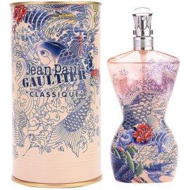 Jean Paul Gaultier Classique Summer 2013 toaletní voda pro ženy 100 ml