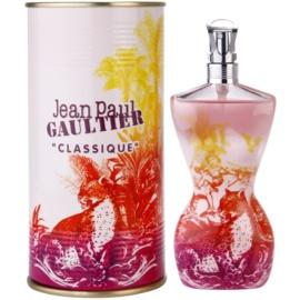 Jean Paul Gaultier Classique Summer 2015 Eau de Toilette für Damen 100 ml