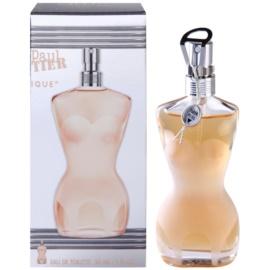 Jean Paul Gaultier Classique Eau de Toilette para mulheres 30 ml