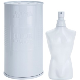 Jean Paul Gaultier Fleur du Male Eau de Toilette para homens 125 ml