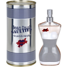Jean Paul Gaultier Classique Couple Edition 2013 Sailor Girl in Love Eau de Toilette für Damen 100 ml