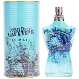 Jean Paul Gaultier Le Male Summer 2013 kolinská voda pre mužov 125 ml