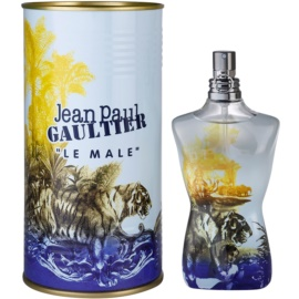 Jean Paul Gaultier Le Male Summer 2015 Eau de Cologne für Herren 125 ml