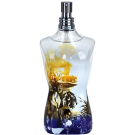 Jean Paul Gaultier Le Male Summer 2015 kolínská voda tester pro muže 125 ml