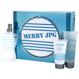 Jean Paul Gaultier Le Beau Male coffret II.  Eau de Toilette 125 ml + gel de duche 75 ml + bálsamo after shave 50 ml