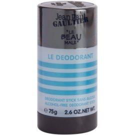 Jean Paul Gaultier Le Beau Male дезодорант-стік для чоловіків 75 гр