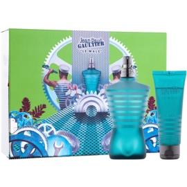Jean Paul Gaultier Le Male darčeková sada XVI.  toaletná voda 125 ml + sprchový gel 75 ml