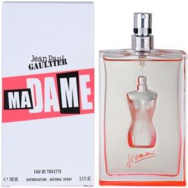 Jean Paul Gaultier Ma Dame toaletní voda pro ženy 100 ml