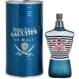 Jean Paul Gaultier Le Male Pirate Edition Collector 2015 toaletní voda pro muže 125 ml