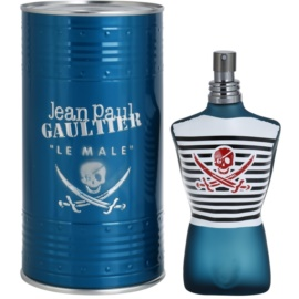 Jean Paul Gaultier Le Male Pirate Edition eau de toilette para hombre 125 ml edición limitada