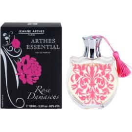 Jeanne Arthes Arthes Essential Rose Damascus eau de parfum nőknek 100 ml