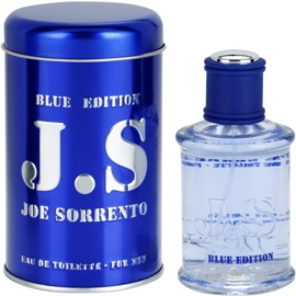 Jeanne Arthes J.S. Joe Sorrento Blue Edition Eau de Toilette für Herren 100 ml