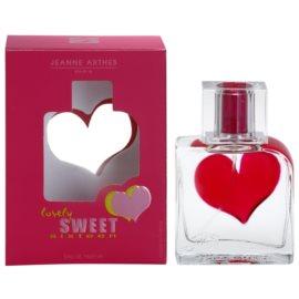Jeanne Arthes Lovely Sweet Sixteen Eau de Parfum für Damen 50 ml