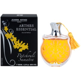 Jeanne Arthes Arthes Essential Patchouli Sumatra Eau de Parfum para mulheres 100 ml