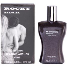 Jeanne Arthes Rocky Man toaletní voda pro muže 100 ml