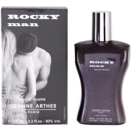 Jeanne Arthes Rocky Man Eau de Toilette pentru barbati 100 ml