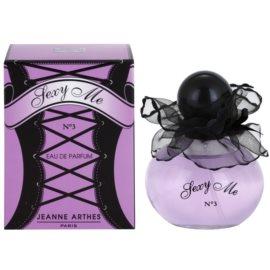 Jeanne Arthes Sexy Me No. 3 Eau de Parfum voor Vrouwen  50 ml