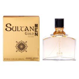 Jeanne Arthes Sultane Gold Men eau de toilette férfiaknak 100 ml