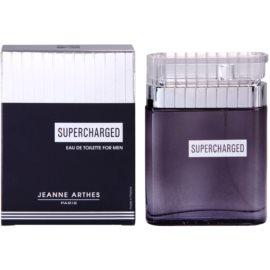 Jeanne Arthes Supercharged Eau de Toilette für Herren 100 ml