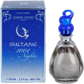 Jeanne Arthes Sultane 1001 Nights Eau de Parfum für Damen 100 ml