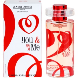 Jeanne Arthes You & Me Eau de Parfum for Women 100 ml