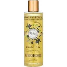 Jeanne en Provence Divine Olive óleo de duche com efeito nutritivo  250 ml