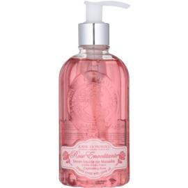 Jeanne en Provence Captivating Rose tekuté mýdlo s pumpičkou  300 ml
