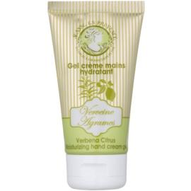 Jeanne en Provence Verbena Citrus eine Crem zum Schutz von Händen und Nägeln  75 ml