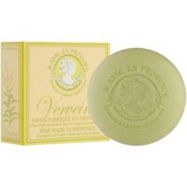 Jeanne en Provence Verbena Luxury French Soap  100 g