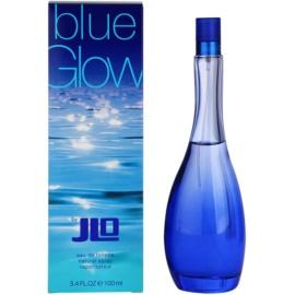 Jennifer Lopez Blue Glow eau de toilette nőknek 100 ml