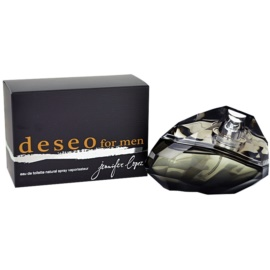 Jennifer Lopez Deseo for Men Eau de Toilette für Herren 50 ml
