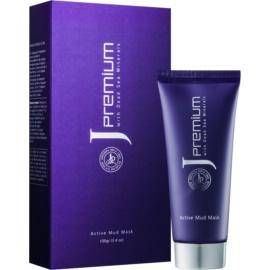 Jericho Premium masque de boue purifiant pour tous types de peau  100 ml
