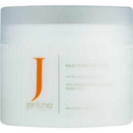Jericho Hair Care Schlammmaske für das Haar für fettige und irritierte Kopfhaut  200 ml