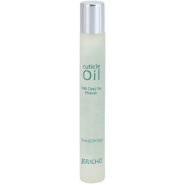 Jericho Body Care óleo para unhas e cutículas saudáveis com minerais do Mar Morto  10 ml