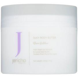 Jericho Body Care telové maslo pre jemnú a hladkú pokožku  200 g