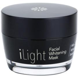 Jericho iMask Collection iLight rozjasňující pleťová maska s minerály z Mrtvého moře  50 ml