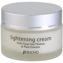 Jericho Face Care rozjasňující krém proti pigmentovým skvrnám  50 ml