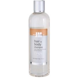 Jericho Men Collection vlasový a telový šampón  300 ml