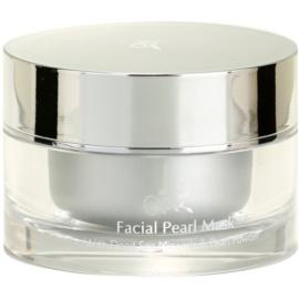 Jericho Premium Gesichtsmaske mit Perlen  50 g