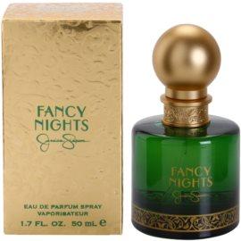 Jessica Simpson Fancy Nights Eau de Parfum voor Vrouwen  50 ml