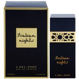 Jesus Del Pozo Arabian Nights Eau de Parfum für Herren 100 ml