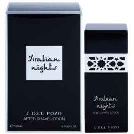 Jesus Del Pozo Arabian Nights After Shave Lotion for Men 100 ml