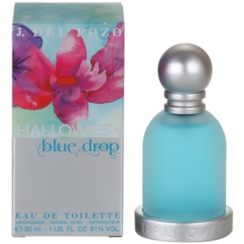 Jesus Del Pozo Halloween Blue Drop Eau de Toilette für Damen 30 ml