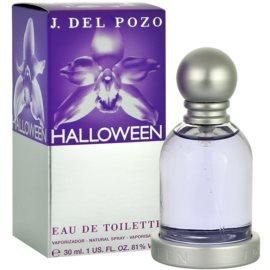 Jesus Del Pozo Halloween Eau de Toilette para mulheres 100 ml