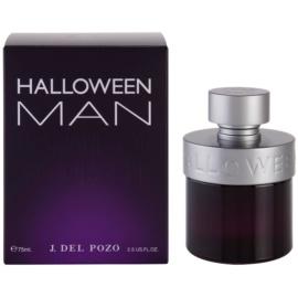 Jesus Del Pozo Halloween Man toaletní voda pro muže 75 ml