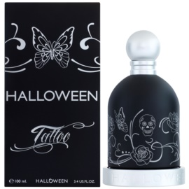 Jesus Del Pozo Halloween Tattoo Women Eau de Toilette für Damen 100 ml