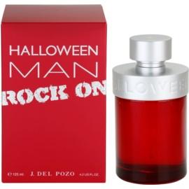 Jesus Del Pozo Halloween Man Rock On туалетна вода для чоловіків 125 мл