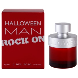 Jesus Del Pozo Halloween Man Rock On Eau de Toilette for Men 75 ml